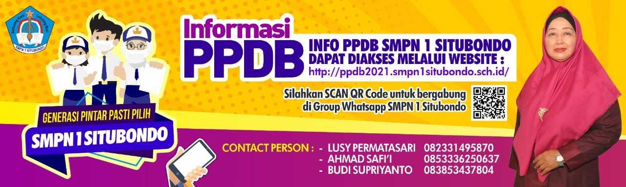 Informasi Seputar PPDB